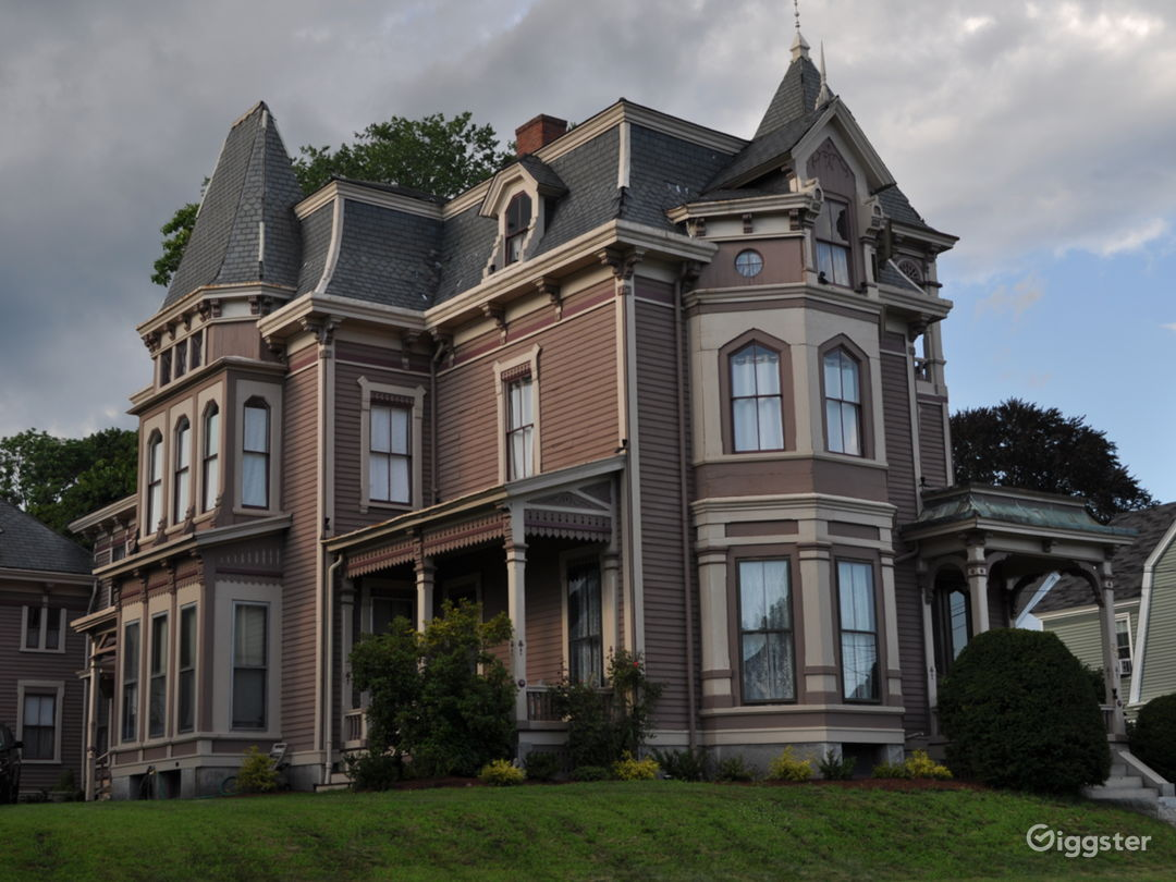 1879  Victorian Mansion in Historic District Photo 3