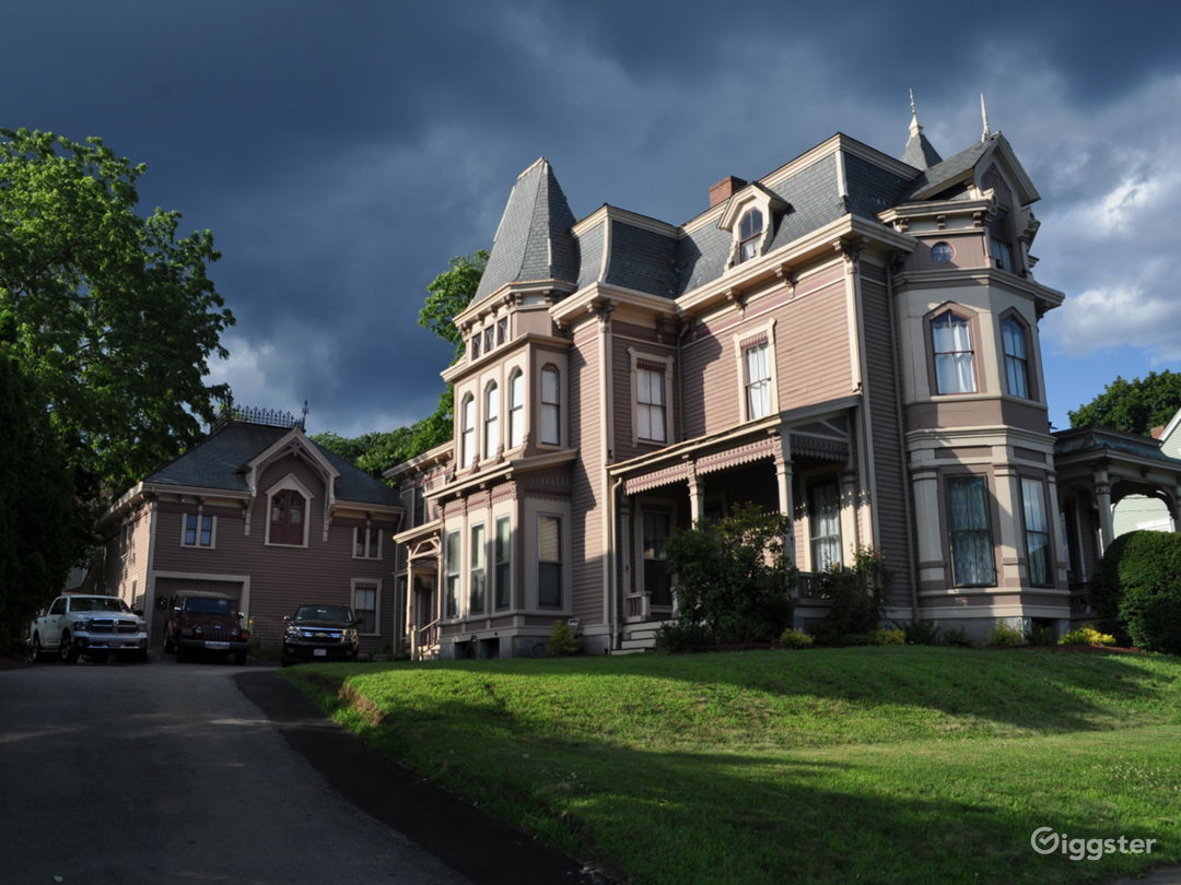 1879  Victorian Mansion in Historic District Photo 2