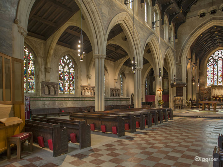 Grand and Spacious Church in London - Venue Buyout Photo 5