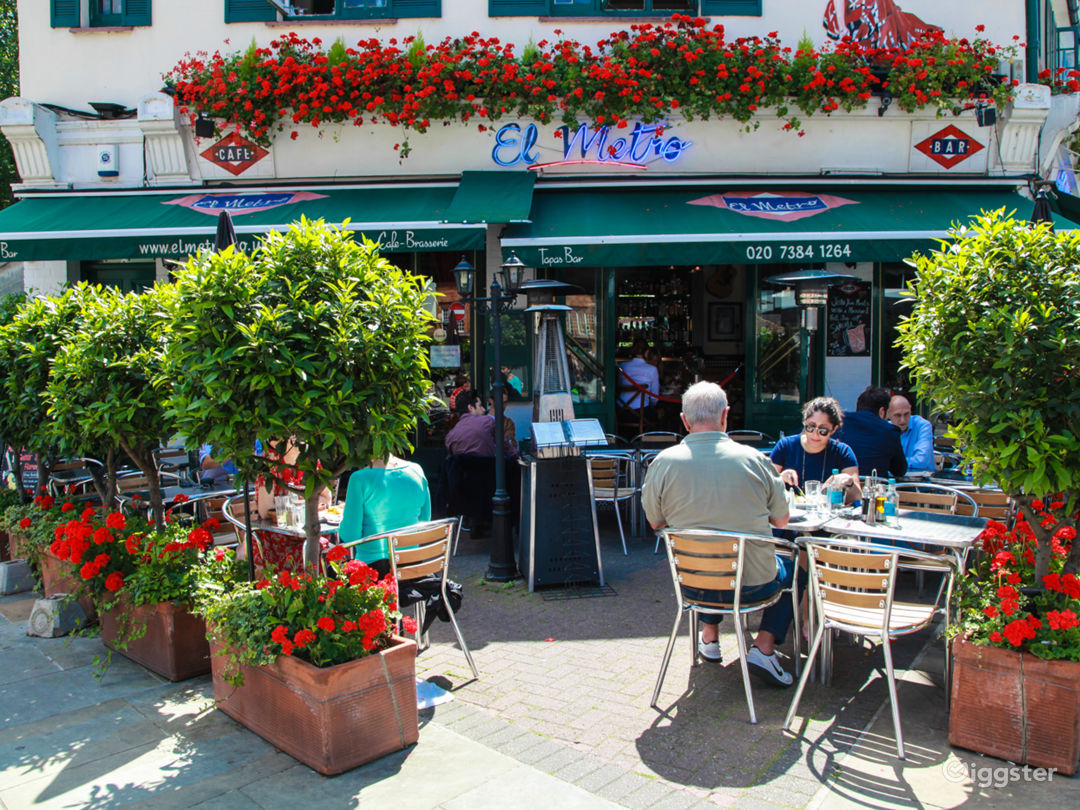 Spanish Tapas Bar and Cafe Brassiere in London Photo 1