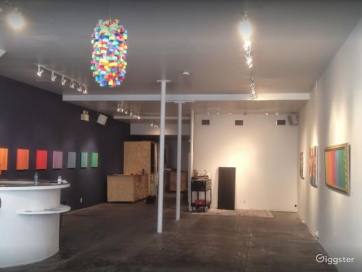 LIVE ART GALLERY in New Orleans Photo 2