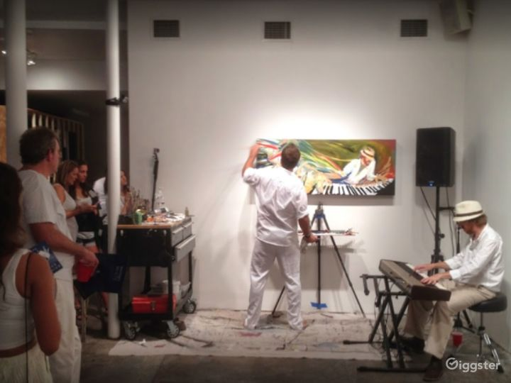 LIVE ART GALLERY in New Orleans Photo 4