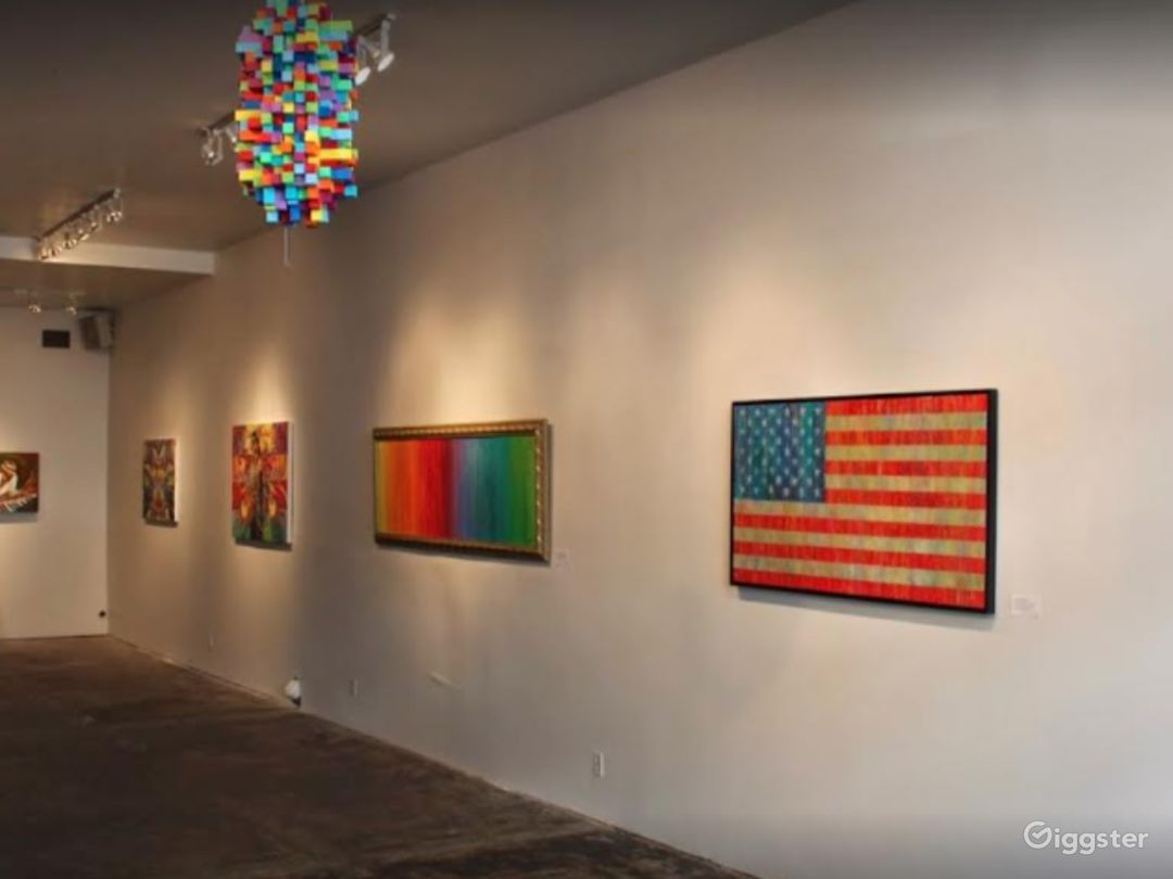 LIVE ART GALLERY in New Orleans Photo 1