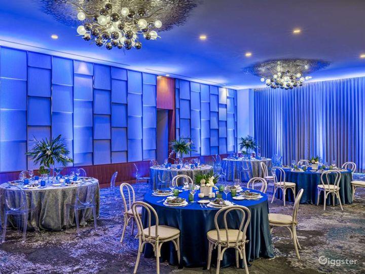Modern Design Ballroom