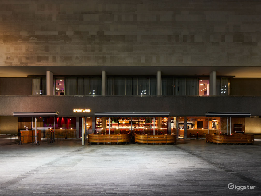 A Festival Hall in Europe's largest Centre for the Arts Photo 1