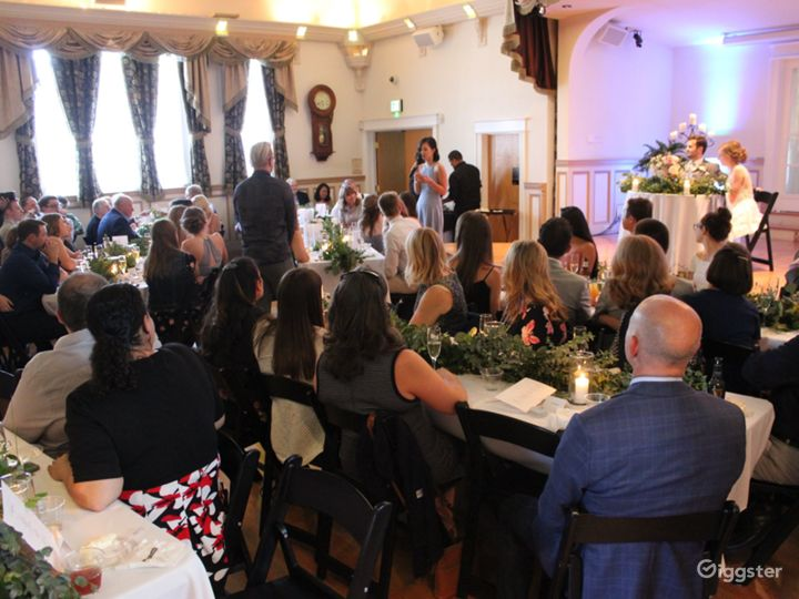 Elegant Banquet Ballroom for any Events Photo 3