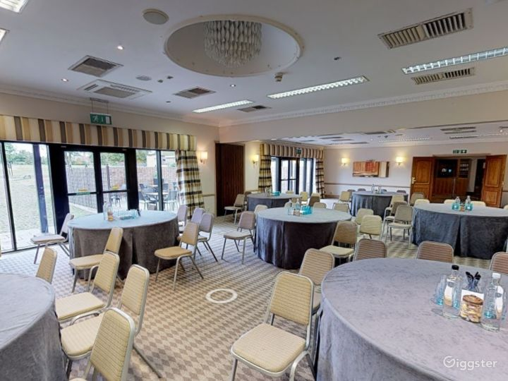 Function Rooms for up to 100 people in Oxford Photo 5