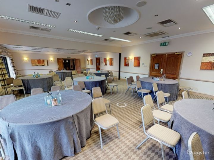 Function Rooms for up to 100 people in Oxford Photo 2