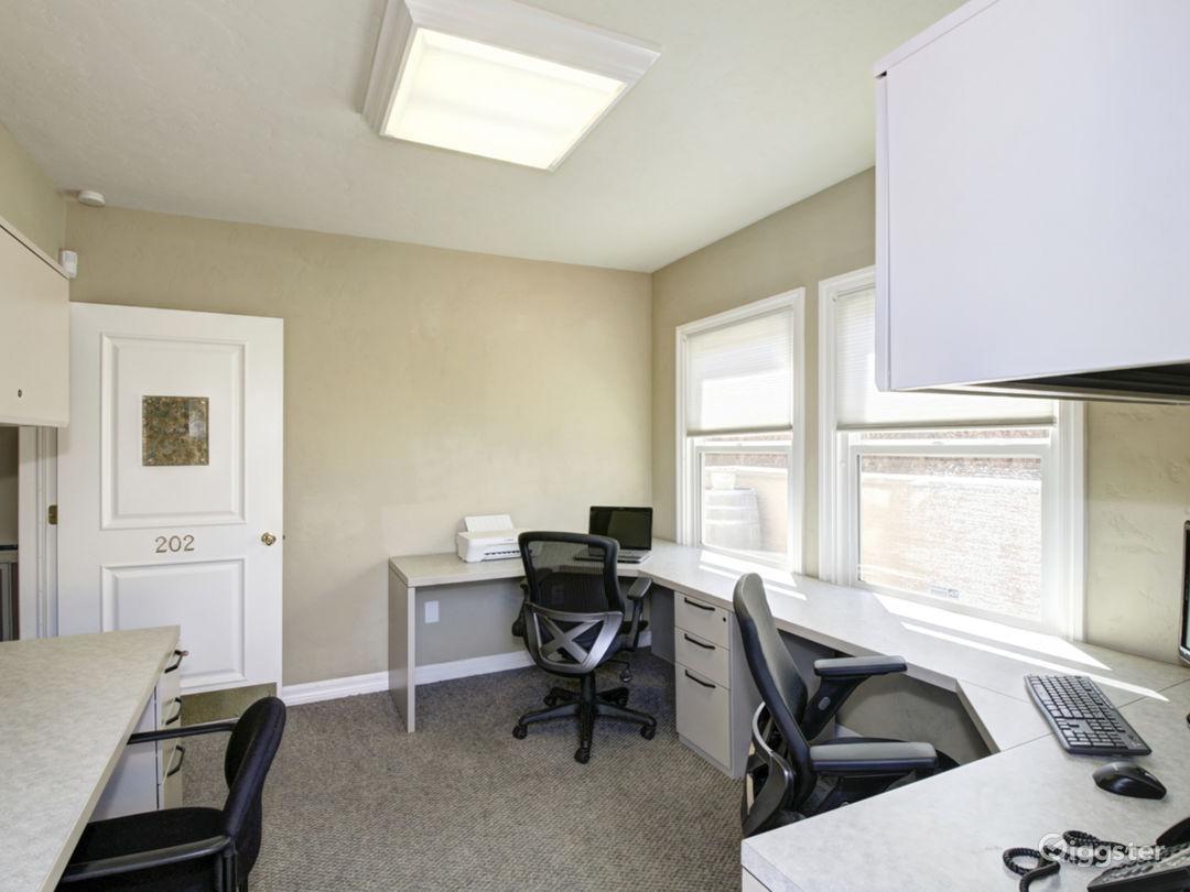 Suite 202 - Mediterranean style office  Photo 1