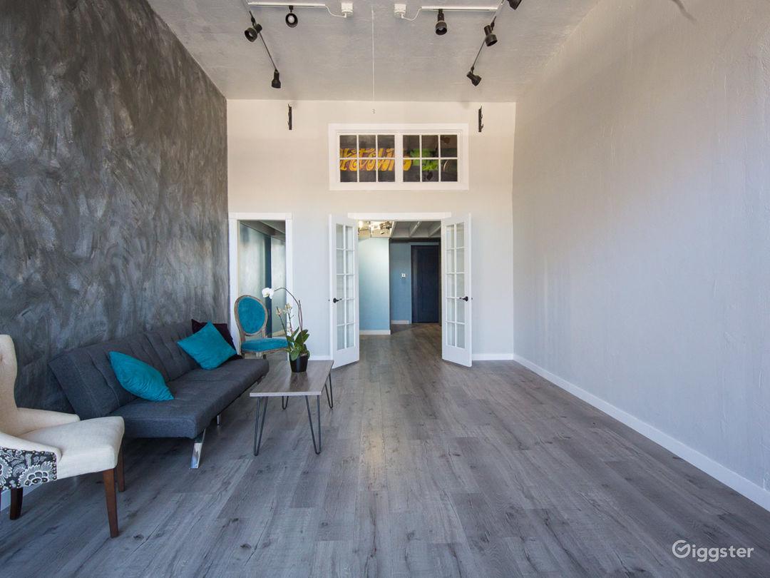 Main room: 14x20