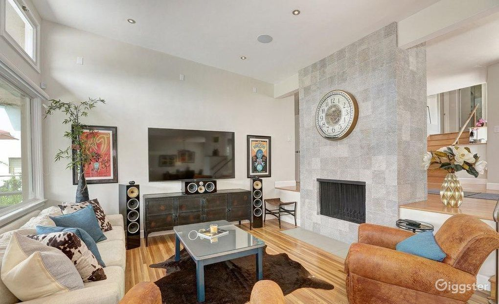 rent spectacular hollywood 4 bedroom contemporary house residential