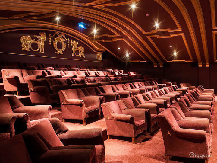 Beautiful Auditorium in London Photo 2