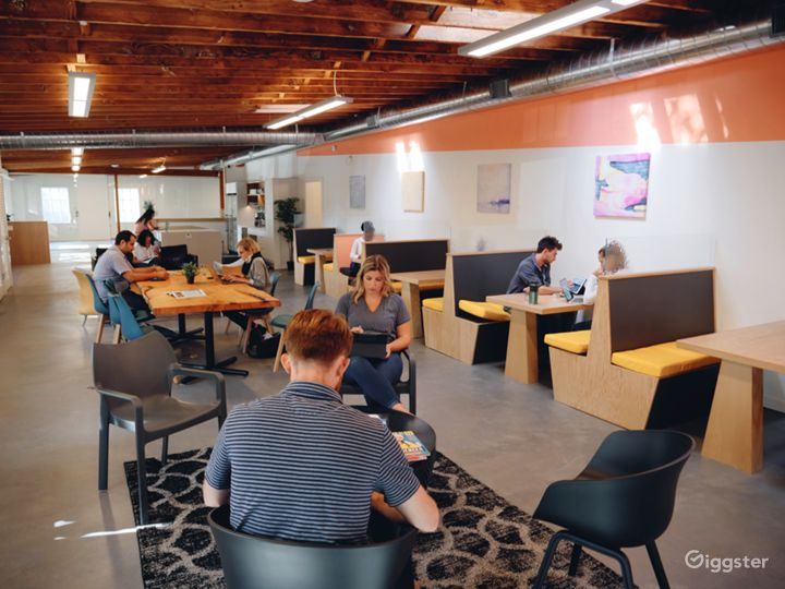 Contemporary Coworking Space in Berkeley