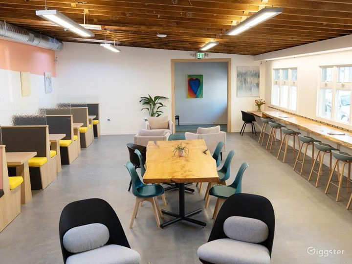 Contemporary Coworking Space in Berkeley Photo 3
