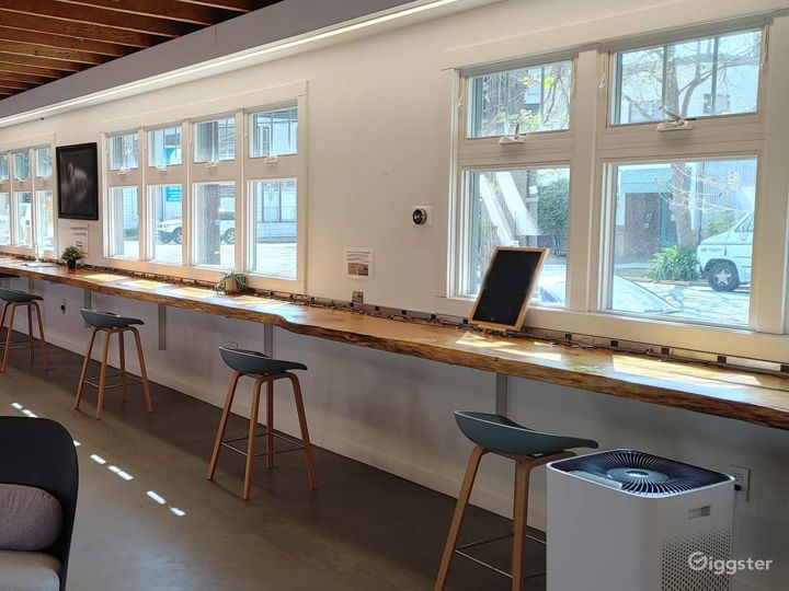 Contemporary Coworking Space in Berkeley Photo 4