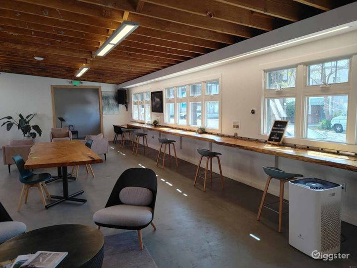 Contemporary Coworking Space in Berkeley Photo 2