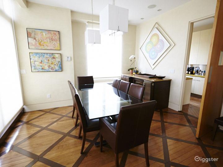 Upscale NY penthouse: Location 5046 Photo 4