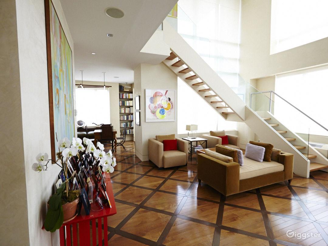 Upscale NY penthouse: Location 5046 Photo 1