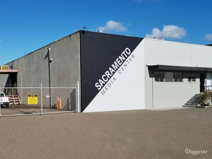 Sacramento Media Center Studio Rental