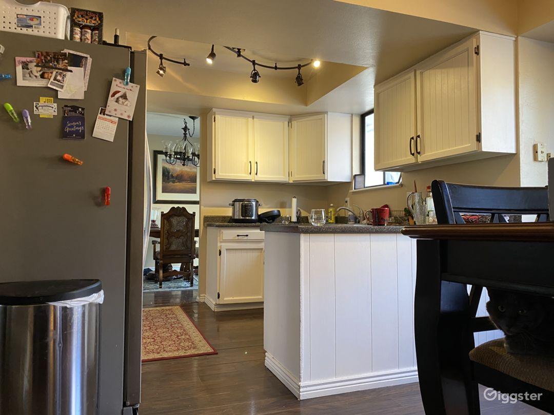 Kitchen/dinette
