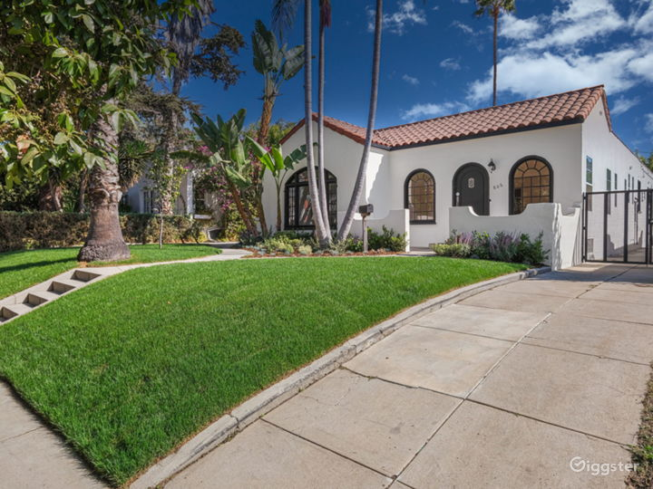 Entire Property** Private Spanish Duplex in WeHo  Photo 2