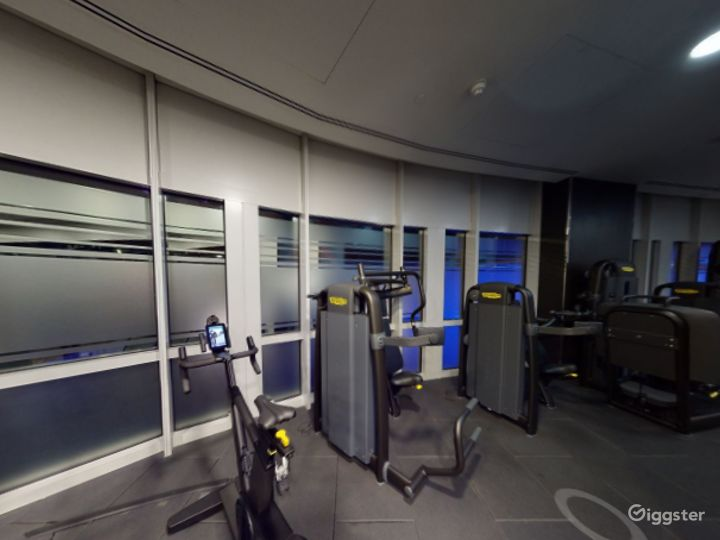 24-hour Hotel Gym in Canary Wharf, London Photo 5