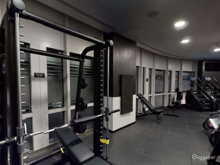 24-hour Hotel Gym in Canary Wharf, London Photo 4