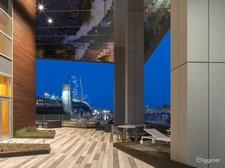 Luxury Penthouse with Skyline View