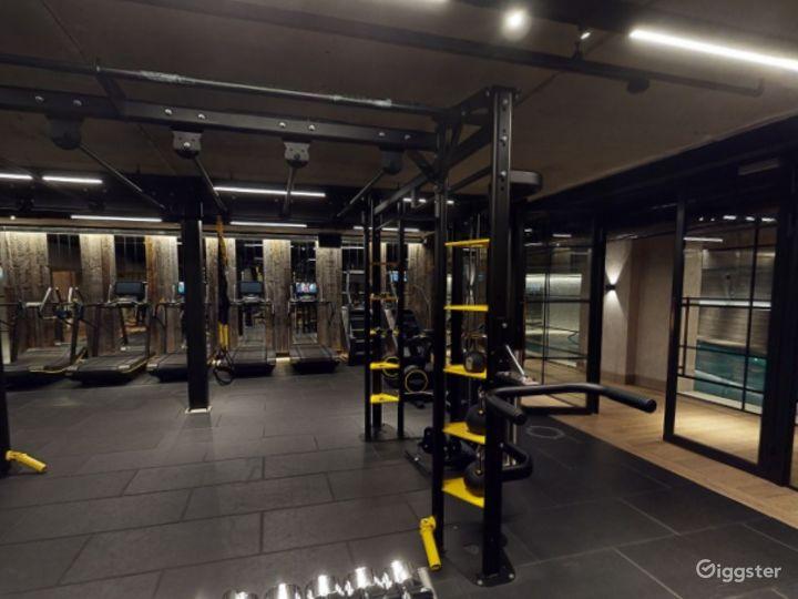 Modern & Elegant Gym in Manchester Photo 5