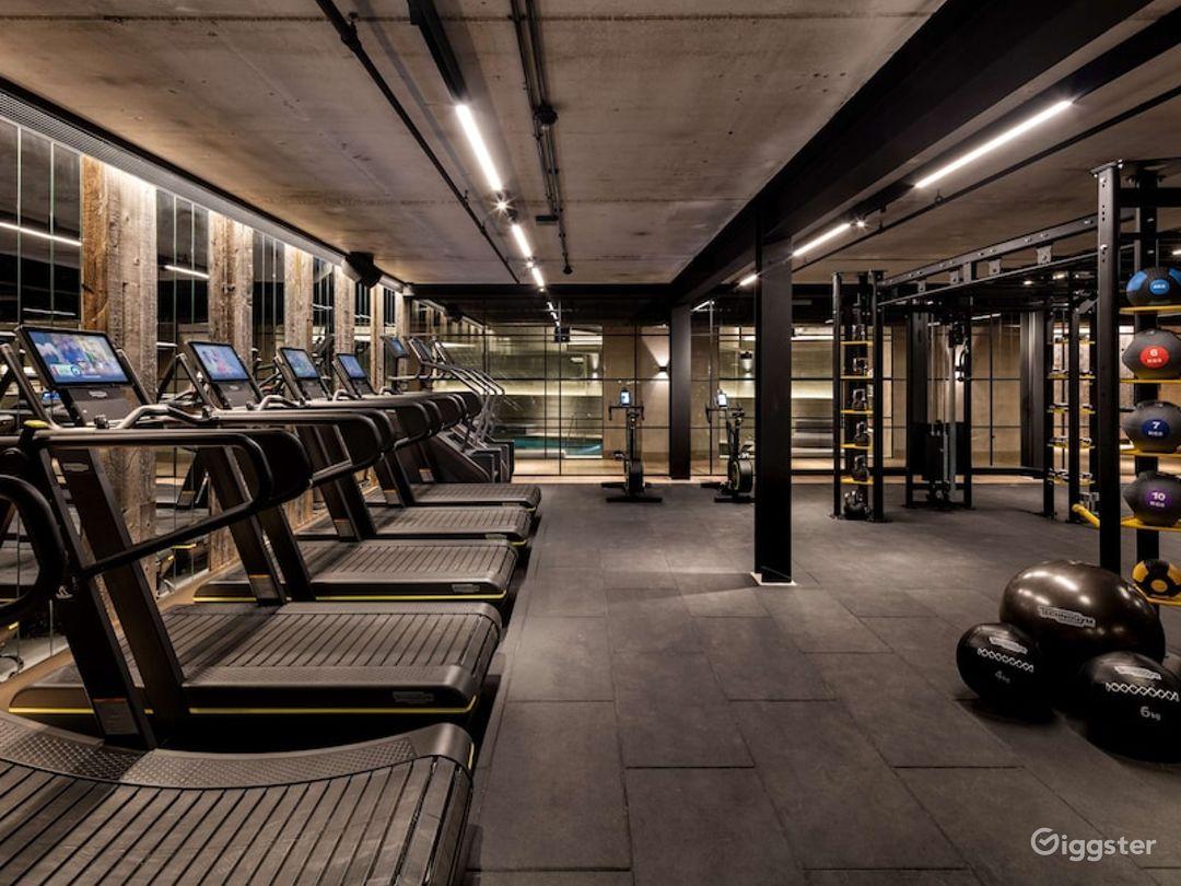 Modern & Elegant Gym in Manchester Photo 1