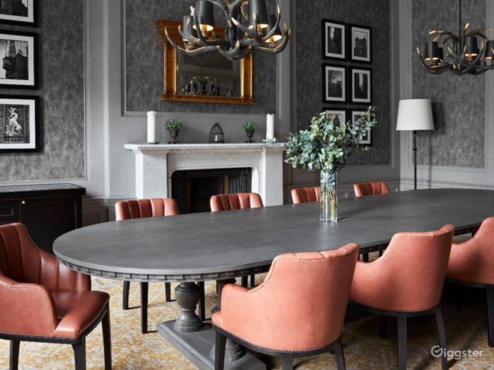 Beautiful Private Dining Room in Edinburgh Photo 2