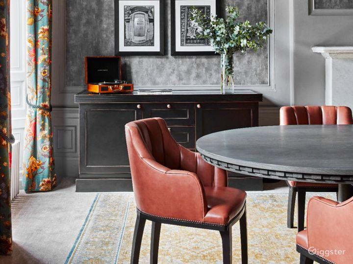 Beautiful Private Dining Room in Edinburgh Photo 3