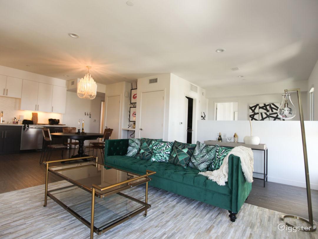 Incredible Designer Penthouse Condo Photo 1