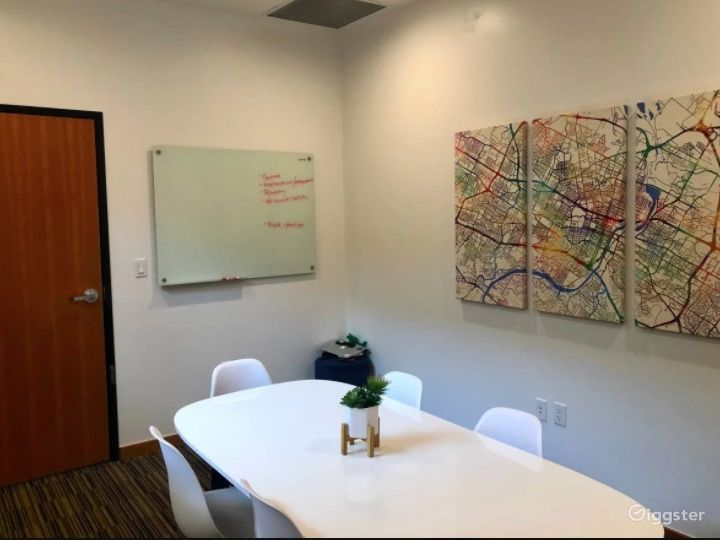 Beautiful Mid Sized Conference Room Downtown Austin on 6th Street