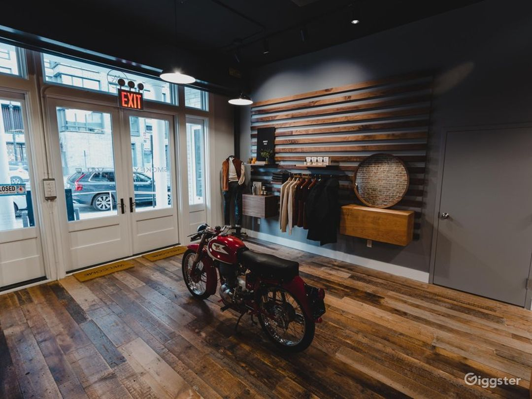 Serene vibe Concept Store, Gallery and Barbershop in Brooklyn Photo 1