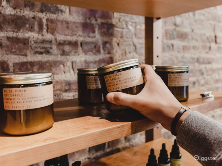 Serene vibe Concept Store, Gallery and Barbershop in Brooklyn Photo 5