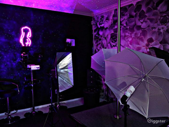 Airbnb Uncut Production Studio Photo 2