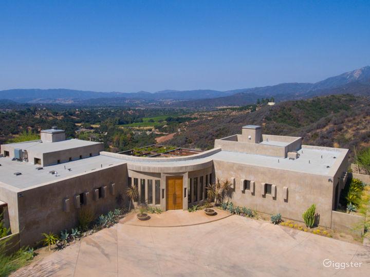 Ojai Infinity Mountain Villa Photo 3