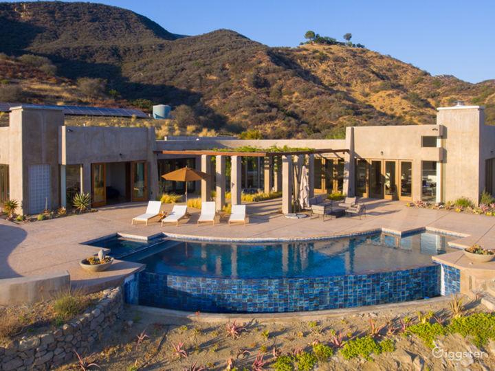 Ojai Infinity Mountain Villa Photo 4