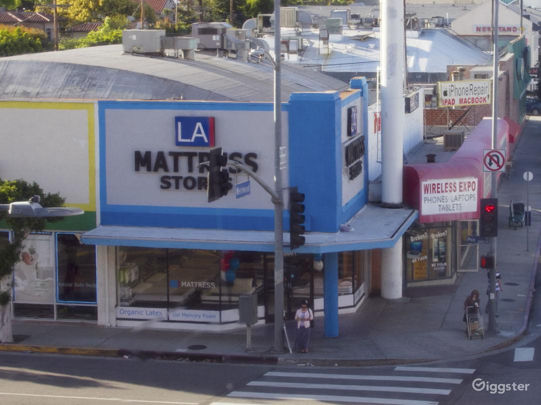 Mattress Store in West Los Angeles CA Showroom Photo 3