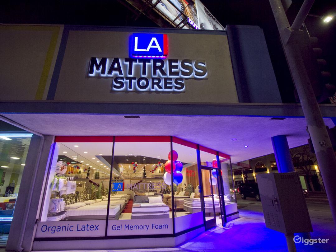 Mattress Store in West Los Angeles CA Showroom Photo 2