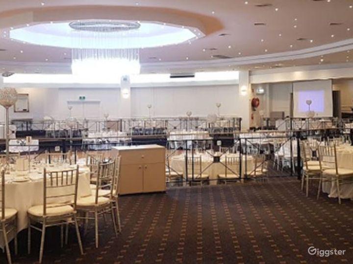 Magnificent MEC Ballroom for Events Photo 5