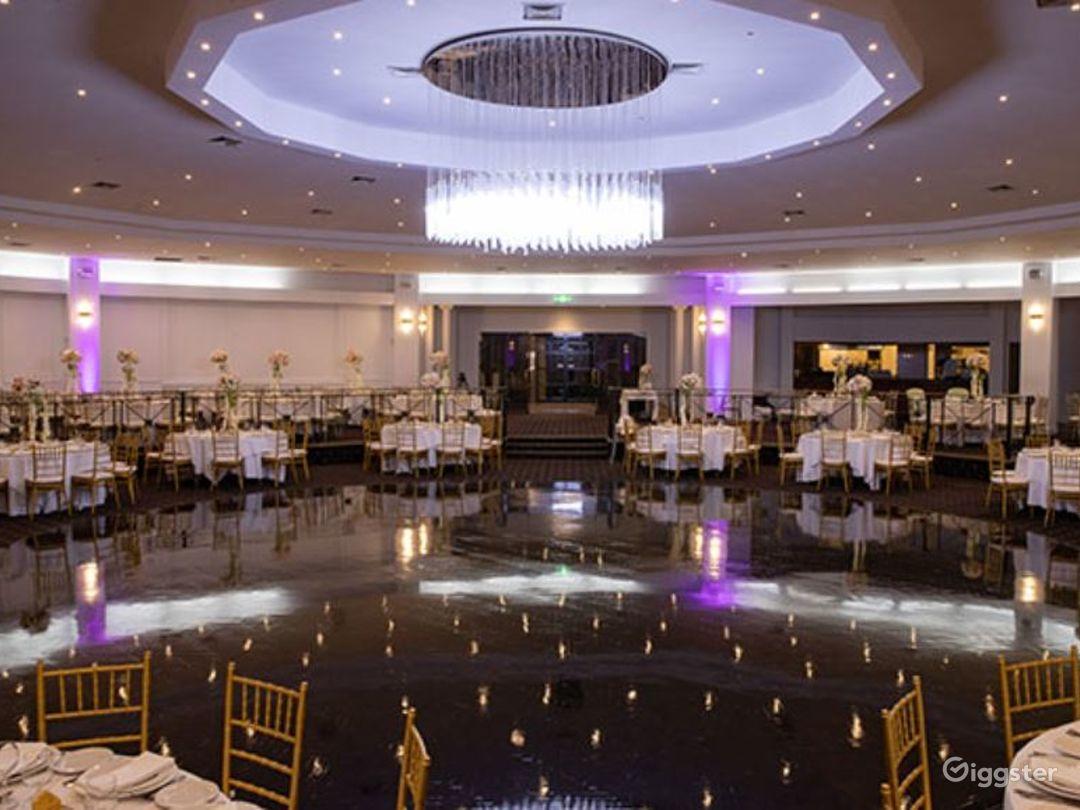 Magnificent MEC Ballroom for Events Photo 1