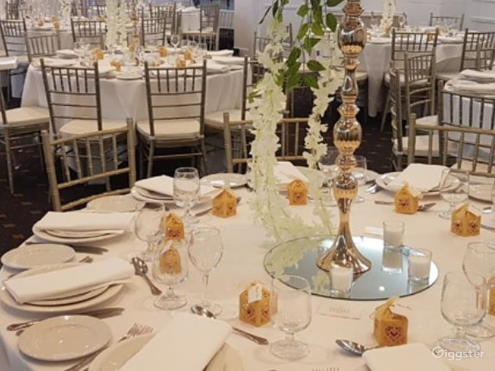 Magnificent MEC Ballroom for Events Photo 4