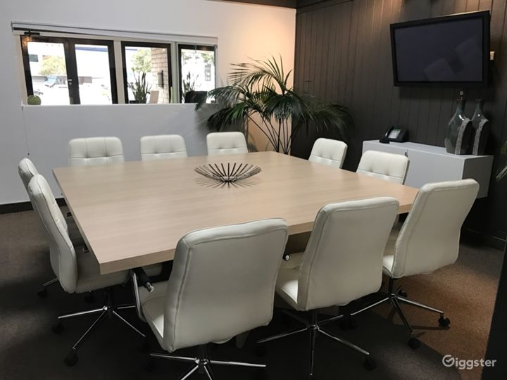 Neat Conference Room in Newport Beach Photo 2