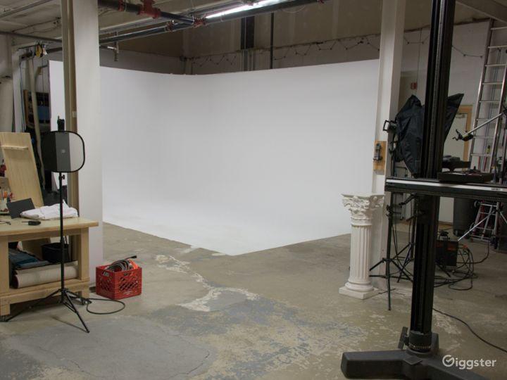 Photography Studio in Stratford Photo 2