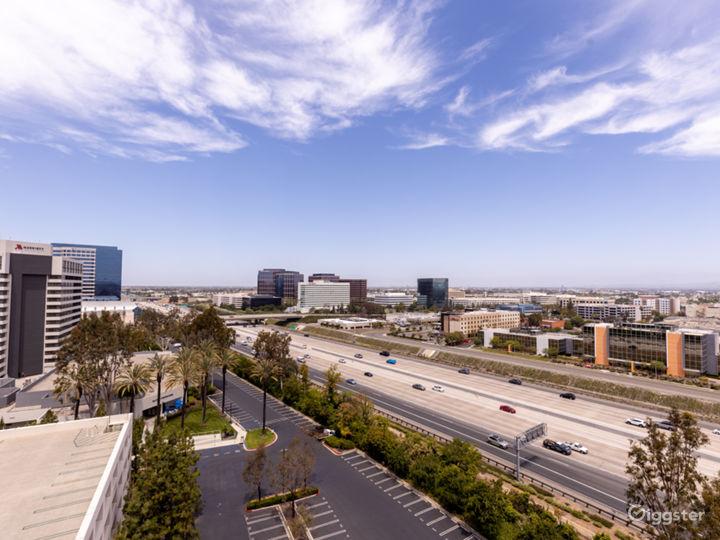 Views of Costa Mesa + Irvine