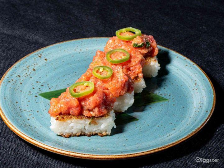 Upscale Los Angeles Sushi Restaurant - Full Buyout Photo 5