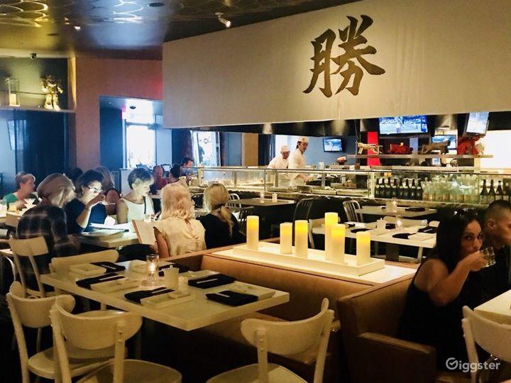 Upscale Los Angeles Sushi Restaurant - Full Buyout Photo 3