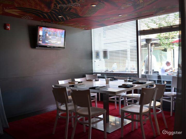 Upscale Los Angeles Sushi Restaurant - Full Buyout Photo 4